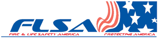 Fire & Life Safety America Logo